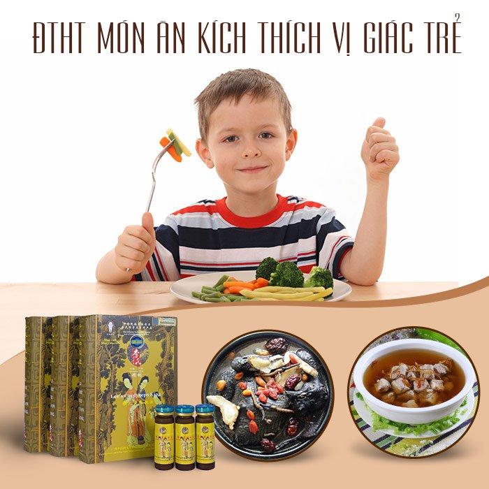 Đông trùng hạ thảo - Món ăn kích thích vị giác tr