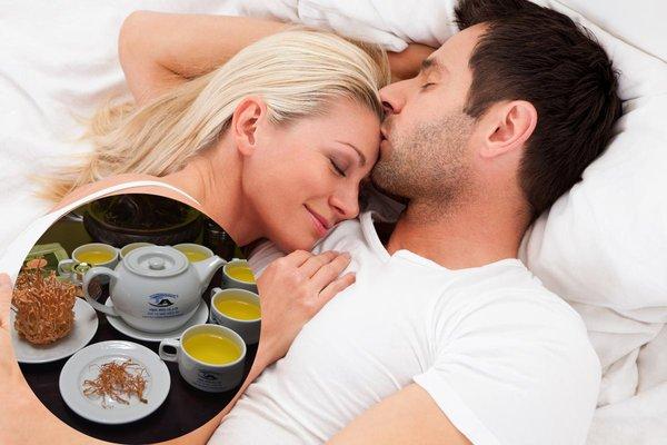 Đông trùng hạ thảo và chứng yếu sinh lý nam